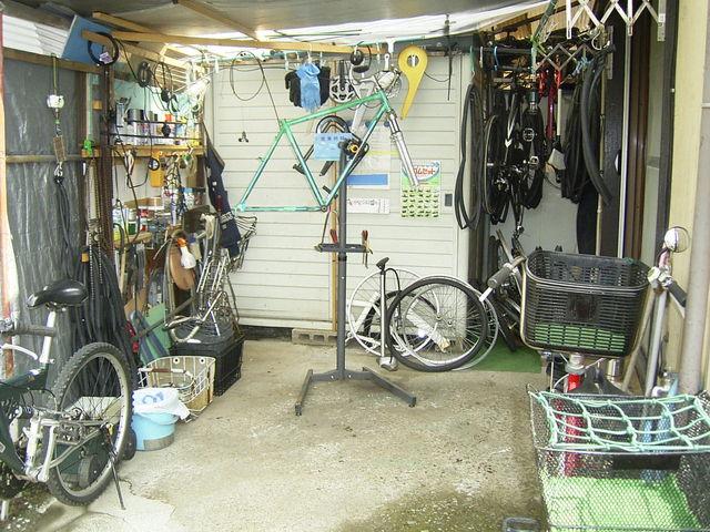 ... ちゃんの自転車屋|施設写真